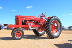 USA: Antique Tractor: 1944 Farmall - Model H  Stock Photos