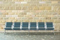 Row of Empty Seats Royalty Free Stock Image