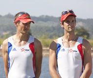 ROW: The European Rowing Championships Stock Photos