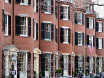 Row House Row Royalty Free Stock Photo