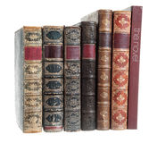 Row of novels Royalty Free Stock Photos