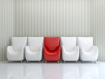 Free Row Of Chairs Stock Images - 38563764