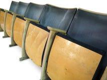 Row of seats Royalty Free Stock Image