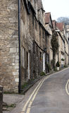 A row of terraced houses Royalty Free Stock Photos