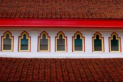 Row of Window Stock Photos