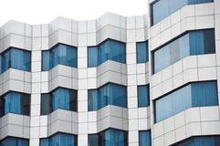 Row of windows Royalty Free Stock Photography