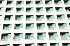 Row of windows Royalty Free Stock Images