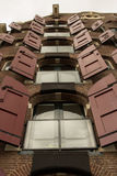 Row of windows Stock Image