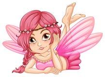 Różowa czarodziejka Zdjęcie Stock
