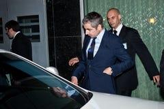 Rowan Atkinson Foto de Stock Royalty Free