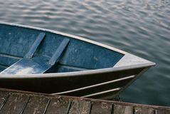 Rowboat Immagine Stock
