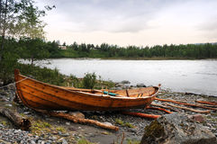 Rowboat Stock Photography