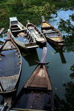 Rowboat Lizenzfreies Stockfoto