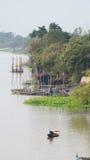 rowboat stockbilder
