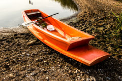 rowboat Στοκ φωτογραφίες με δικαίωμα ελεύθερης χρήσης