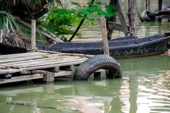rowboat Zdjęcia Stock