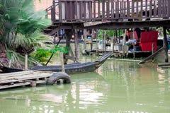 rowboat Fotografia Stock