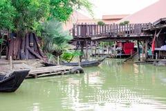 rowboat Obraz Stock