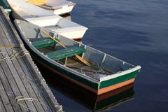 Rowboat Royalty Free Stock Photography