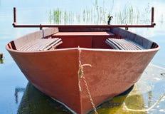 Rowboat Stock Photo
