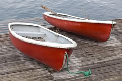 Rowboat Royalty Free Stock Images