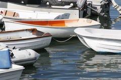 Rowboats строки строки Стоковые Изображения RF