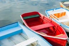 rowboats stockfoto