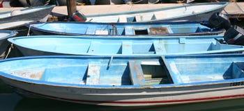 Rowboats stockfotografie