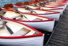 Rowboats Royalty Free Stock Images