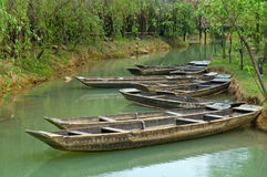 Rowboats Royalty Free Stock Image