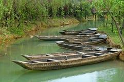 Rowboats lizenzfreies stockbild
