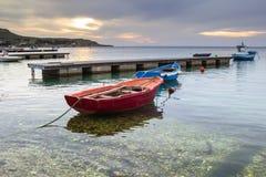 rowboats Стоковое Изображение