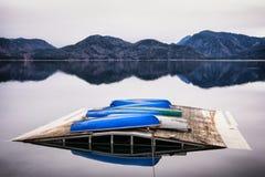 Rowboats Royalty Free Stock Photo