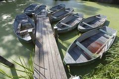 Rowboats Stock Photos