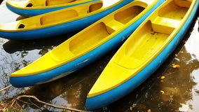 Rowboats Royalty Free Stock Images