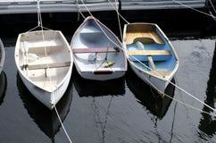 Rowboats Stock Photo