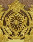 Rowel золота Стоковое фото RF