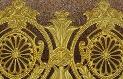 Rowel золота Стоковая Фотография RF