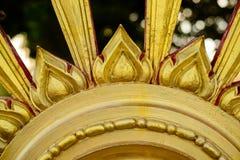 Rowel, koło sztuka, jest pospolity w Azjatyckich świątyniach zdjęcia stock