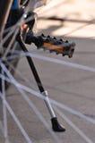 Rowerów górskich następy Fotografia Royalty Free