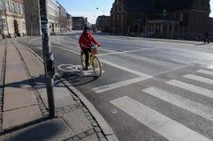 ROWERÓW USES roweru pas ruchu zdjęcie stock