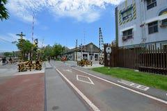 Rower ścieżka w Kaohsiung Fotografia Stock
