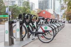 Rower części system w Toronto, Kanada Fotografia Royalty Free