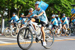 Rower Dla mamy Obrazy Stock