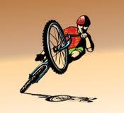 rower góra Fotografia Royalty Free