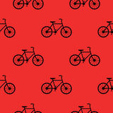 Rower ikona Zdjęcie Stock