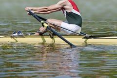 rower skif Obraz Royalty Free