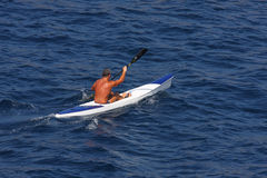 Rower Royalty Free Stock Photography