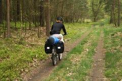 rower wycieczka Zdjęcia Stock