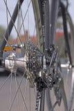 rowerowe biegów Obrazy Stock